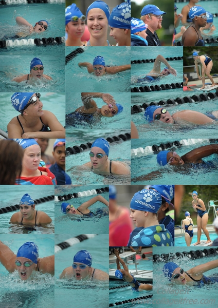 swim-collage